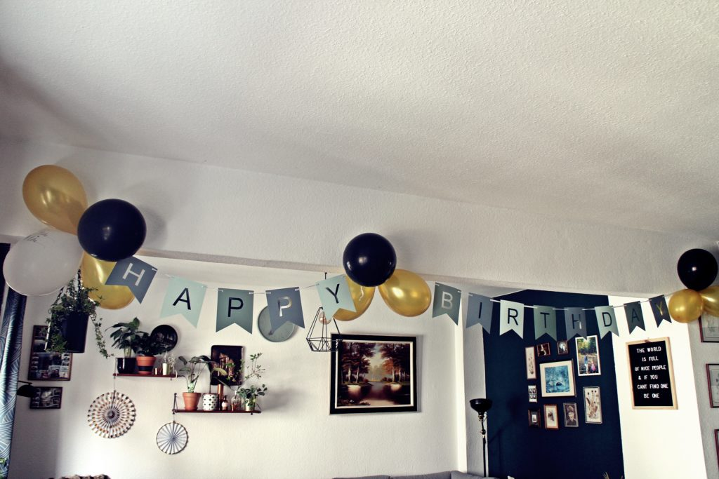 Geburtstag 20er 30er Jahre Party In Der Goldenen Ara Partydeko